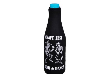 16 oz Bottle Koozie