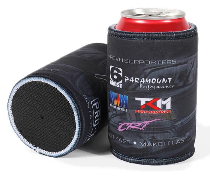 Glued Uncollapsible Can koozies