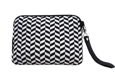 neoprene makeup bag cheap