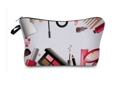 neoprene toiletry pouch