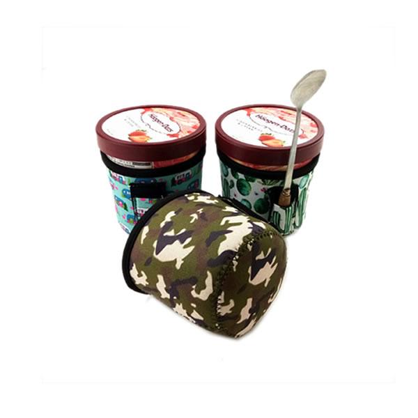 Neoprene Ice Cream Koozies