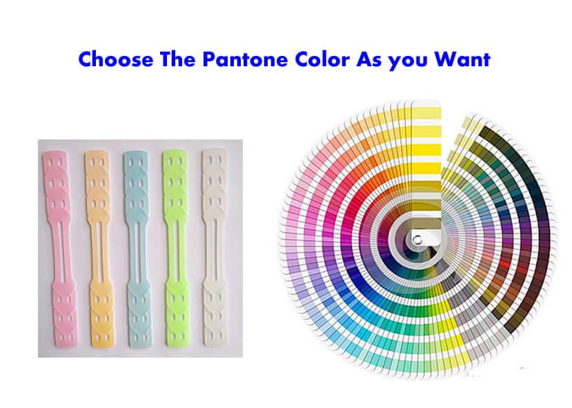 pantone color for mask extender