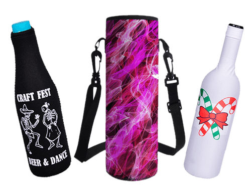 Wholesale bottle koozies
